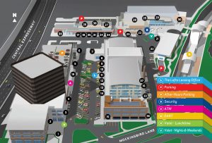 Mockingbird Station Map