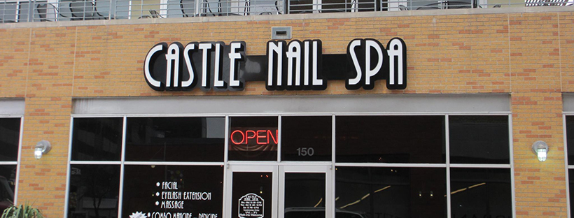 Castle Nail Spa Featured Image