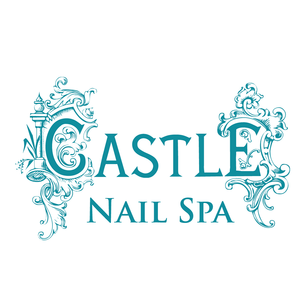 Castle Nail Spa Logo Mockingbird Station