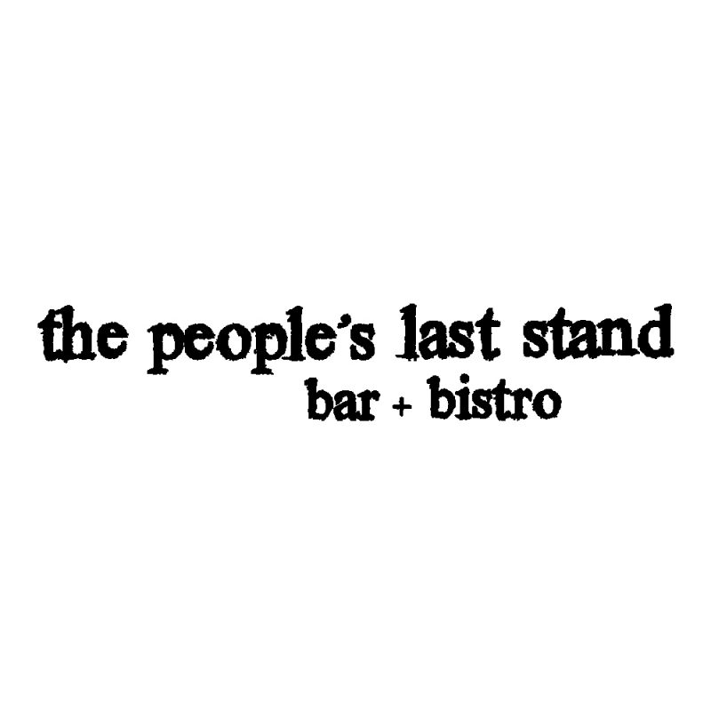 The People's Last Stand Logo