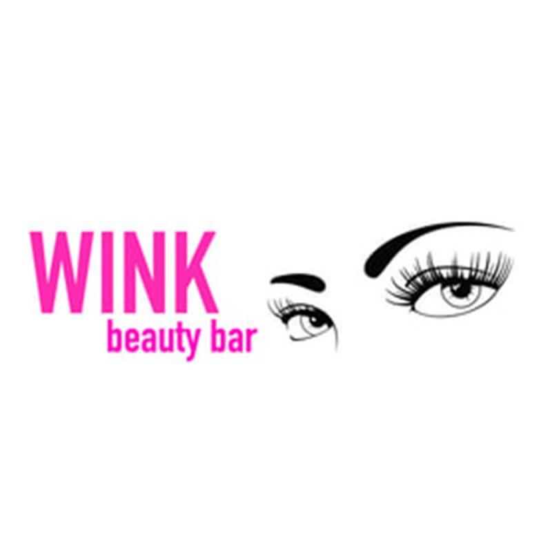 Wink Beauty Bar Logo